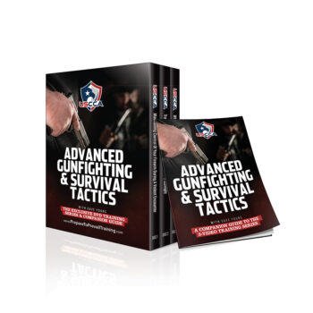 Advanced Gunfighting and Survival Tactics DVD and Guide