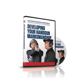 Developing Your Handgun Marksmanship Video