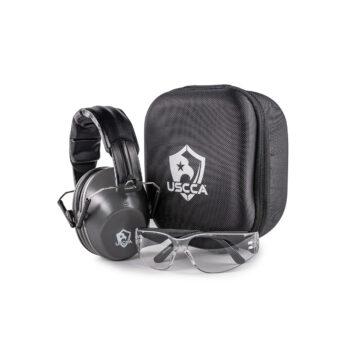 USCCA Eye & Electronic Ear Protection