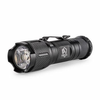 USCCA Tactical Flashlight